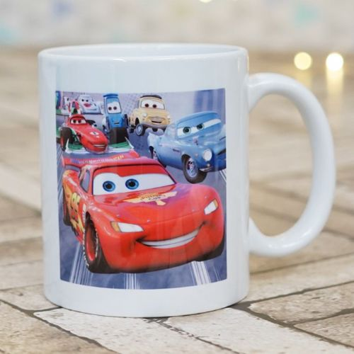 Cars Personalised  Mug